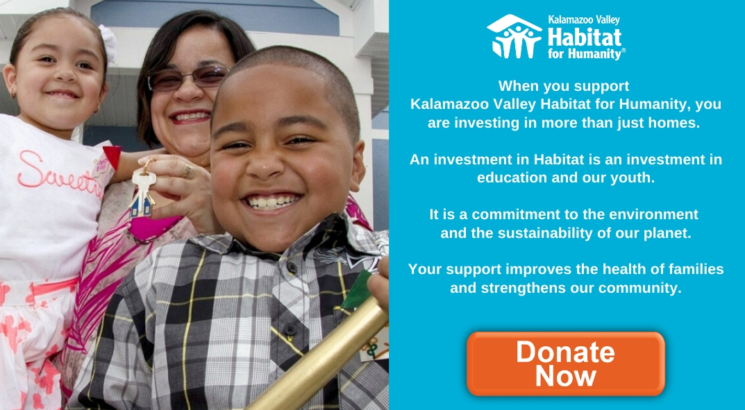Donate Now Invest in the future of a local family.